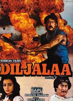 Diljalaa movie poster