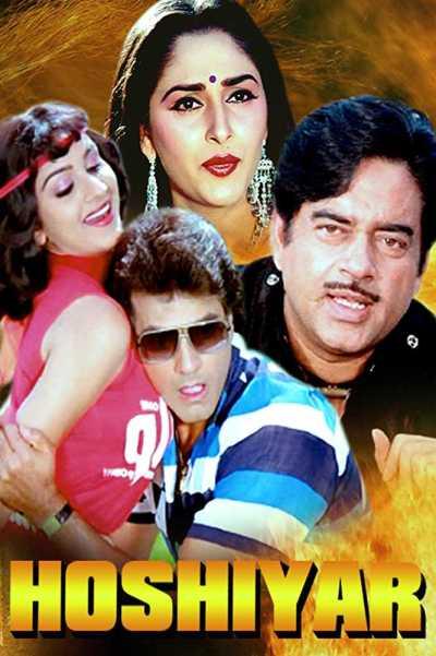 Hoshiyar movie poster