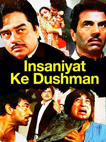 Insaniyat Ke Dushman movie poster