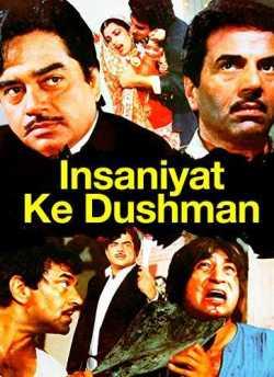 Insaniyat Ke Dushman movie poster