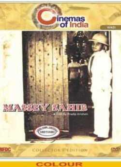 Massey Sahib movie poster