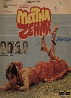 Meetha Zehar movie poster