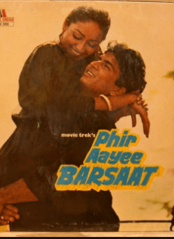 Phir Aayee Barsat movie poster