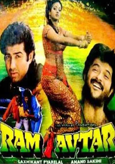 Ram-Avtar movie poster