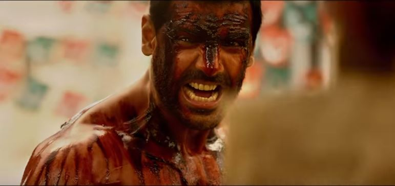 John Abraham in Satyameva Jayate Movie
