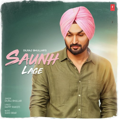 Saunh Lage album artwork