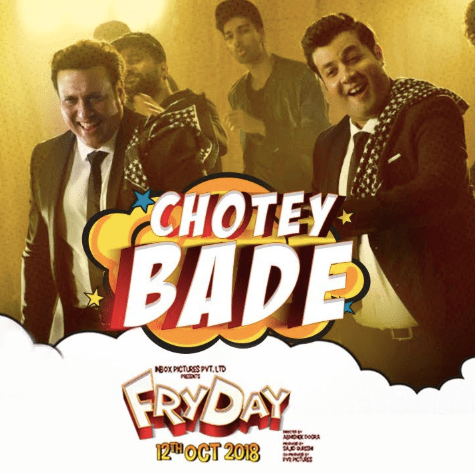 Chote Bade album artwork