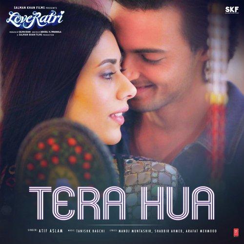 Tera Hua album artwork
