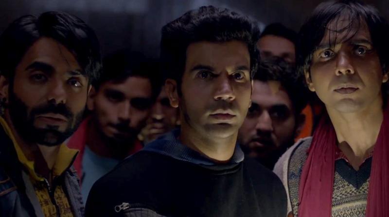 Rajkummar Rao in Stree Movie