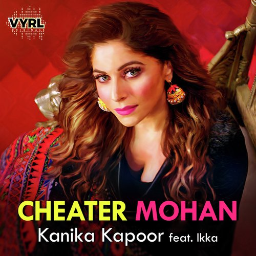 Cheater Mohan album artwork
