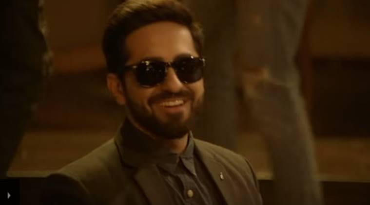 Ayushmann Khurrana in the Movie Andhadhun