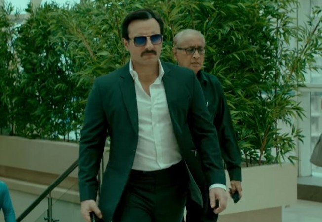 Saif Ali Khan in Baazaar
