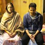 Ayushmann Khurrana and Neena Gupta in Badhaai Ho