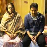 Ayushmann Khurrana and Neena Gupta in Badhaai Ho