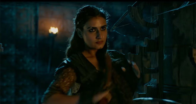 Fatima Sana Sheikh in Thugs of Hindostan