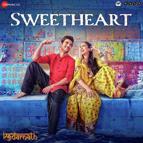 Sweetheart album artwork