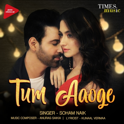 Tum Aaoge album artwork