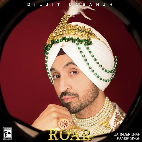 Gulabi Pagg album artwork
