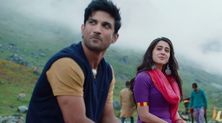 Kedarnath 3rd Day (Sunday) Box Office Collection