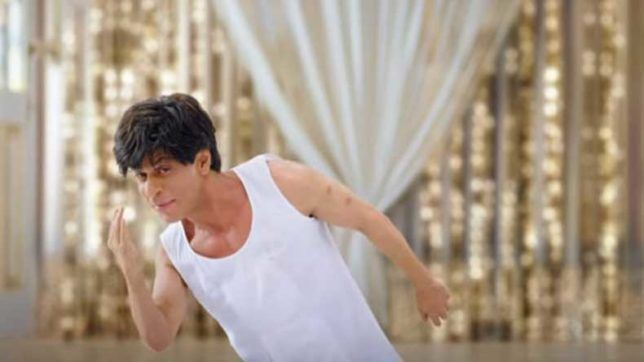 SRK in Zero Movie