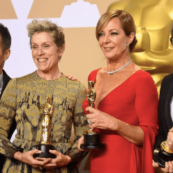 Photographs of some Major Hollywood Events of 2018