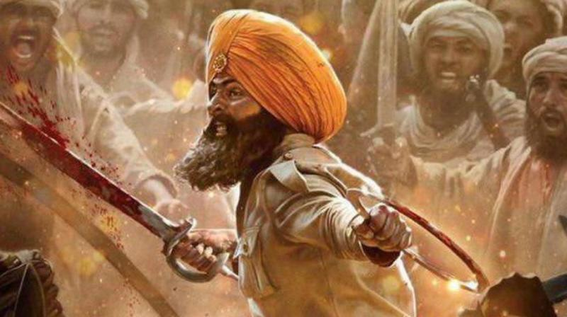 Kesari 3rd Day Collection - Saturday Grows Well Due to Positive Feedback