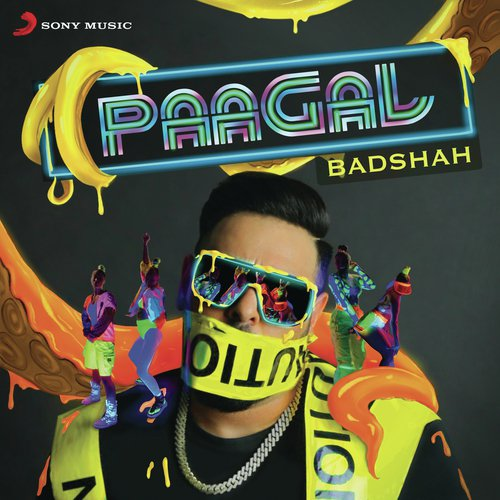 Paagal album artwork