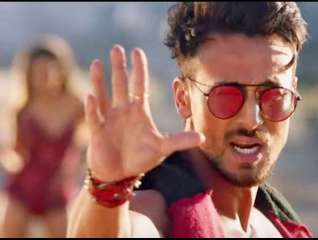 Tiger Shroff in the movie Baaghi 3