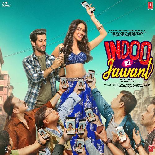 Hasina Pagal Deewani album artwork