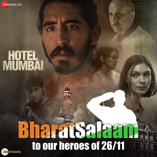 Bharat Salaam album artwork