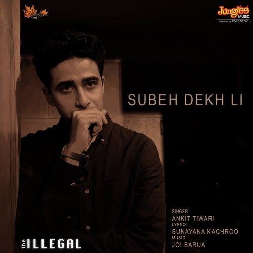 Subeh dekh li album artwork