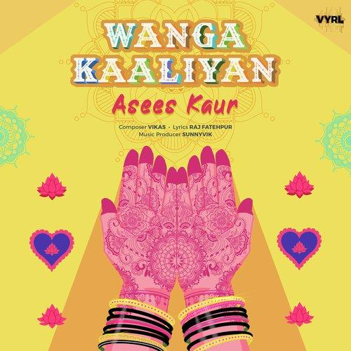 Wanga Kaaliyan album artwork