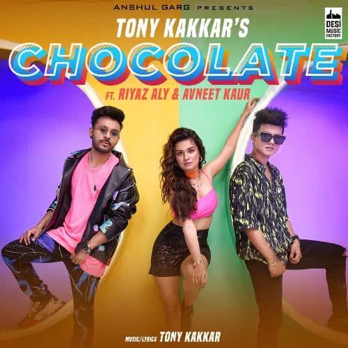 Chocolate album artwork