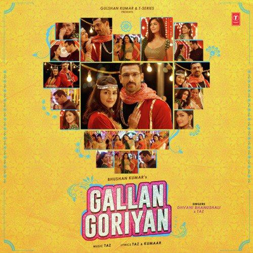 Gallan Goriyan album artwork