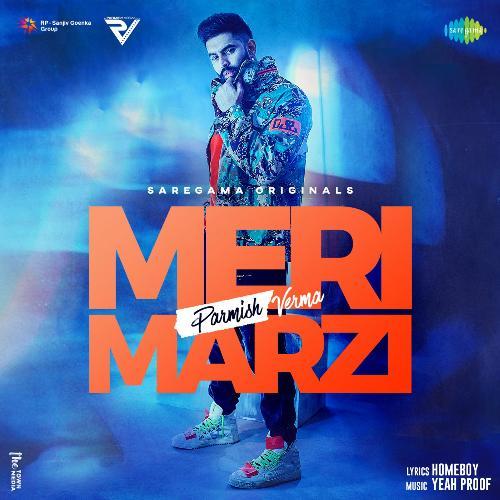 Meri Marzi album artwork