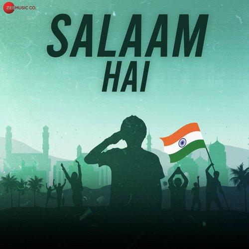 Salaam hai album artwork