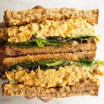 "Easy Vegan Chickpea ""Tuna"" Sandwich"