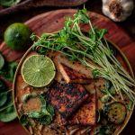 Tahini Coconut Ramen Soup
