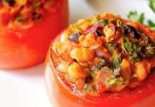 Juicy Stuffed Tomatoes