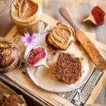 Coffee and Fig Muffins