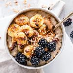 Easy Banana Oatmeal
