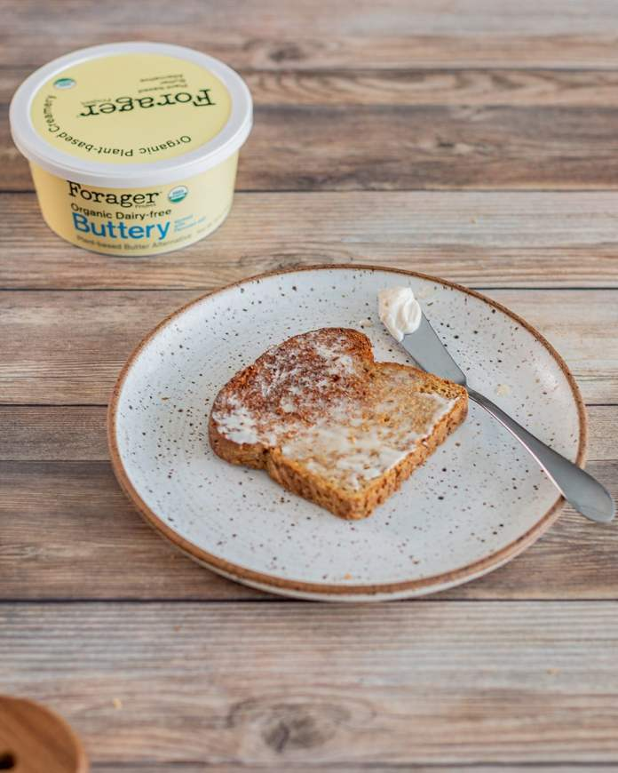 10 New Vegan Products I Can't Get Enough Of: Forager Project Butter