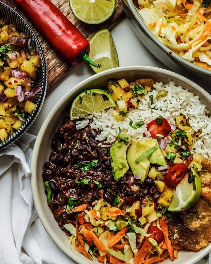 An Exploration of Jamaican Cuisine: Jackfruit Brown Stew
