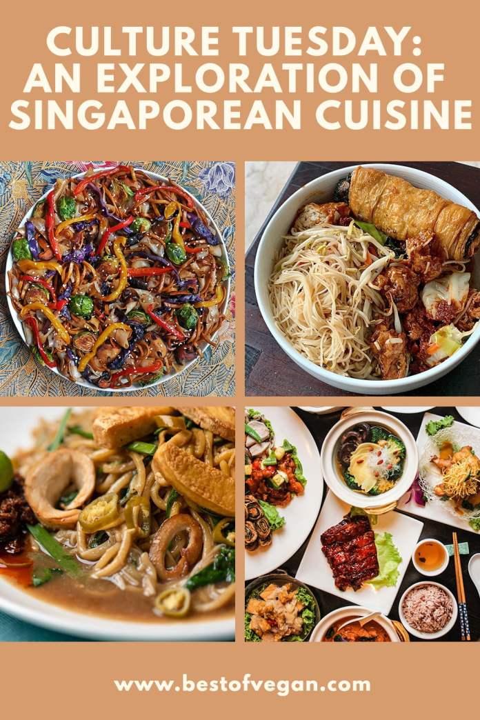 Culture Tuesday: An Exploration of Singaporean Cuisine