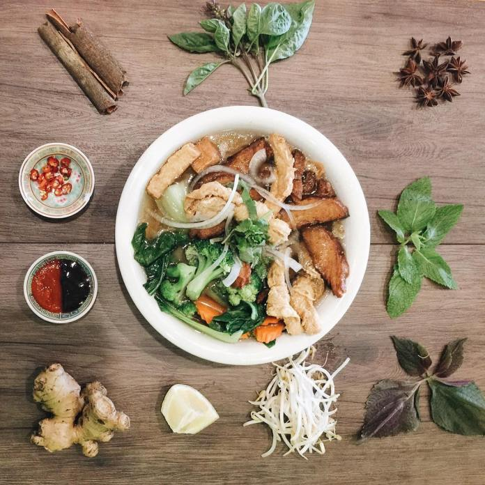 vegan vietnamese cuisine