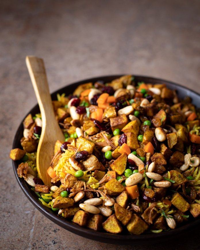 vegan newroz recipes