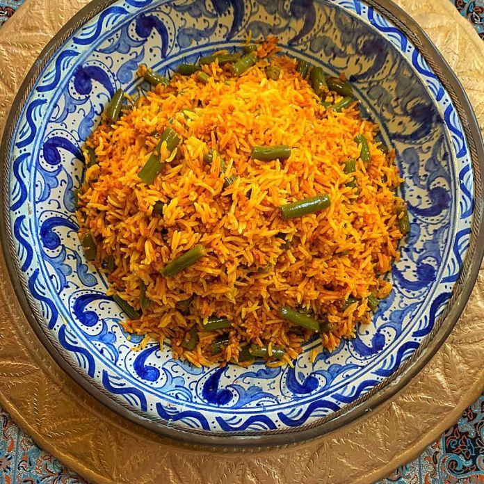 vegan persian cuisine