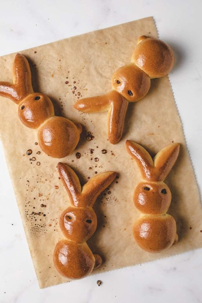 Vegan Easter Bunnies