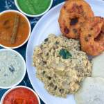 vegan south indian cuisine: pongal