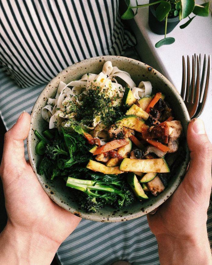 7-day no food waste challenge: leftovers